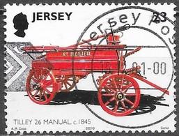 Jersey - Y&T N° 994 - Oblitéré - Jersey