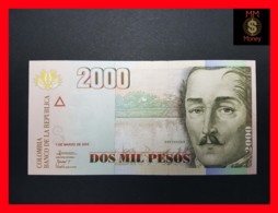 COLOMBIA 2.000 2000 Pesos  7.3.2005 P. 457 UNC - Colombia
