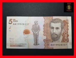 COLOMBIA 5.000 5000 Pesos  19.8.2015 P. 459 UNC - Colombie