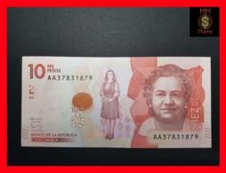 COLOMBIA 10.000 10000 Pesos  19.8.2015 P. 460 UNC - Colombie
