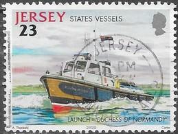 Jersey - Y&T N° 1010 - Oblitéré - Jersey