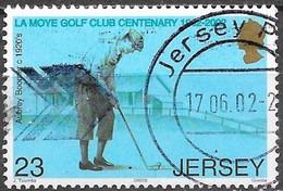 Jersey - Y&T N° 1021 - Oblitéré - Jersey