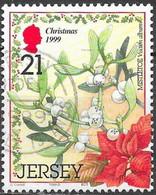 Jersey - Y&T N° 1026 - Oblitéré - Jersey