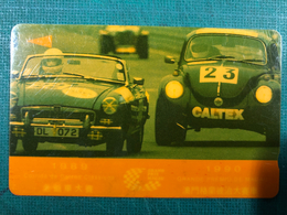 MACAU-CTM  1989\90 GRAND PRIX MACAU PHONE CARD FINE USED - CLASSIC CARS - Macau