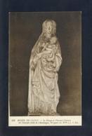 Musée De Cluny *La Vierge Et L'Enfant* Ed. Lévy Fils Et Cie. Paris. Versailles Nº 108. Nueva. - Sculptures