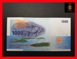 COMOROS 1.000 1000 Francs 2005  P. 16  UNC - Comoros