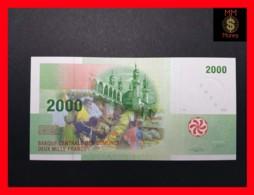COMOROS 2.000 2000 Francs 2005  P. 17   UNC - Comoros