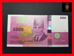COMOROS 5.000 5000 Francs 2006 P. 18  UNC - Comores