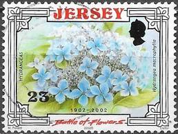 Jersey - Y&T N° 1039 - Oblitéré - Jersey