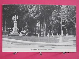 Visuel Très Peu Courant - Etats Unis - Ohio - Willoughby - The Park - Scans Recto-verso - Etats-Unis