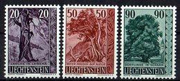 Liechtenstein 1959 // Mi. 377/379 ** - Liechtenstein