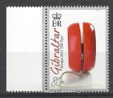 GIBRALTAR 1690** 80p Multicolore Jouets Anciens Yo-Yo - Gibraltar