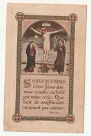 Décès Alphonsine DUPONT Sombreffe 1882 Boitsfort Bosvoorde 1936 Abbaye Maredret 313 - Images Religieuses