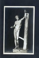 *Apollo Sauroctonos* Ed. A. Traldi - Milano Nº 502. Nueva. - Esculturas