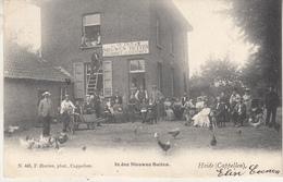 Heide (Cappellen) - In Den Nieuwen Buiten - Zeer Geanimeerd - 1905 - F. Hoelen, Phot., Cappellen N.445 - Kapellen