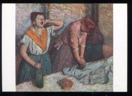 CPM Neuve Arts Peinture Edgard DEGAS Les Repasseuses Vers 1884 - Paintings