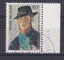 Belgie Plaatnummer COB° 1384.4 - Oblitérés