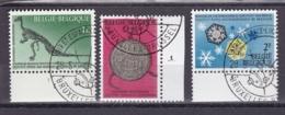 Belgie Plaatnummer COB° 1374-80.1 - Oblitérés