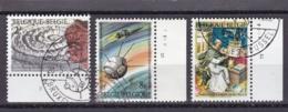 Belgie Plaatnummer COB° 1374-80.2 - Oblitérés