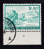 Belgie Plaatnummer COB° 1391-93.2 - Oblitérés
