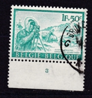 Belgie Plaatnummer COB° 1391-93.3 - Oblitérés