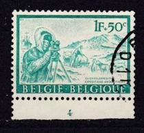 Belgie Plaatnummer COB° 1391-93.4 - Oblitérés