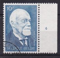 Belgie Plaatnummer COB° 1414.4 - Belgique