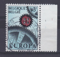 Belgie Plaatnummer COB° 1415-16.1 - Oblitérés
