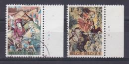 Belgie Plaatnummer COB° 1425-26.4 - Oblitérés
