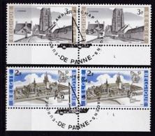 Belgie Plaatnummer COB° 1466-69.1 - Oblitérés