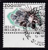 Belgie Plaatnummer COB° 1470-73.1 - Oblitérés