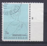 Belgie Plaatnummer COB° 1546.3 - Oblitérés