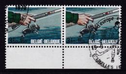 Belgie Plaatnummer COB° 1541-48.1 - Used Stamps