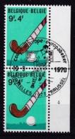 Belgie Plaatnummer COB° 1541-48.4 - Oblitérés