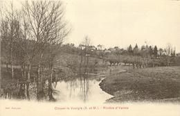 OZOUËR LE VOULGIS - Rivière D'Yerres. - France