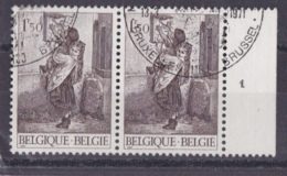 Belgie Plaatnummer COB° 1573.1 - Oblitérés