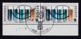 Belgie Plaatnummer COB° 1595.3 - Oblitérés
