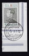 Belgie Plaatnummer COB° 1627-35.4 - Oblitérés