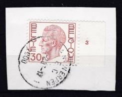 Belgie Plaatnummer COB° 1642-49.3 - Oblitérés