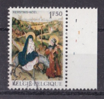 Belgie Plaatnummer COB° 1608.1 - Oblitérés