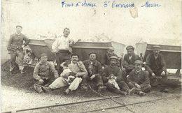 Carte PHOTO Ancienne De  FOURS à CHAUX ST GERMAIN - CARTE PHOTO - Otros Municipios