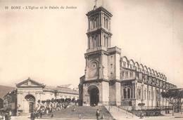 Bône Annaba CAP 19 église Palais De Justice - Annaba (Bône)