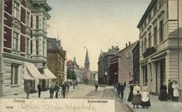 ANNEN, Witten, Bismarckstrasse (1907) AK - Witten