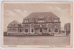 Amsterdam Station Willemsparkweg # 1926   1883 - Amsterdam
