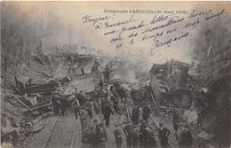 41 CP(SNCF: Catastrophe D'Arcueil+Sedan+Les Mureaux+Recey/Ource)+diverses Autres Dont Belles Animations N°73 - Cartes Postales