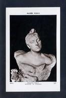 Auguste Rodin *Madame M. Vicunha* Ed. Lapina & Fils Nº 6303. Nueva. - Esculturas