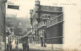 LIEGE - L'entrée De La Prison. - Liege