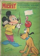 LE JOURNAL DE MICKEY  N° 1093  -  Déssin: WALT DISNEY   -    1973 - Journal De Mickey