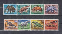 N575. Mongolia - MNH - Nature - Prehistoric Animals - Stamps