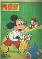 LE JOURNAL DE MICKEY  N° 1095  -  Déssin: WALT DISNEY   -    1973 - Journal De Mickey